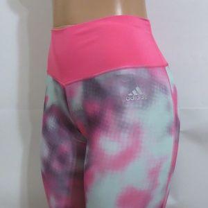 ⭐For Bundles Only⭐adidas Pants Capri Tie Dye XS